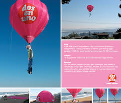 Seeking Balloon Dos En Uno Guerrilla Marketing Air Balloon Chiles Most