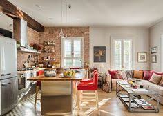 Small Open Floor Plan Kitchen Living Room 20 Best Small Open Plan Kitchen Living Room Design Ideas Open