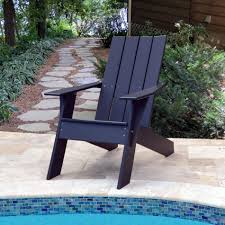 loggerhead modern adirondack chair with regard to modern