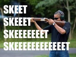 Obama Shooting Meme - journal guns firearms rifles shotguns assault weapons