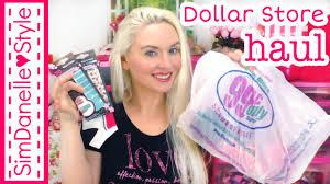 99 cents dollar store beauty haul nail art stickers