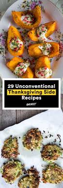 29 unconventional thanksgiving sides that should be the new normal
