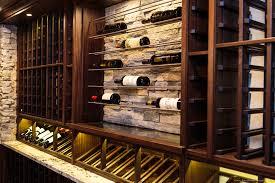 residential wine cellar vintage view florida metal wine cellar
