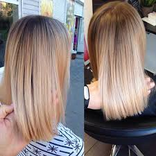 fine hair ombre easy and pretty short hairstyles for fine hair 2017 the best