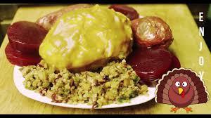 310 original recipes thanksgiving dinner