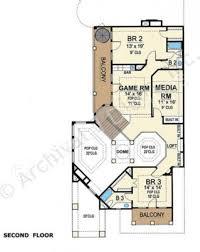 villa zeno narrow floor plans texas style floor plans