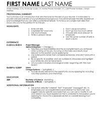 Resume Present Tense Download Create Your Own Resume Haadyaooverbayresort Com