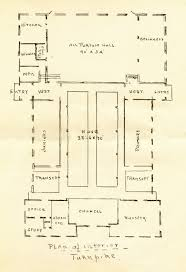 Church Floor Plans by Church History Fpc Oak Ridge Tennessee
