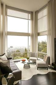 Large Window Curtain Ideas Designs Curtains For Corner Windows Stunning Design Of Curtain Ideas For