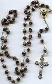 petal rosary kathy s petal rosaries real handmade rosaries