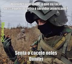 Dimitri Meme - senta o cacete neles dimitri meme by dimitri memedroid