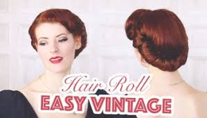 easy vintage hairstyles 6 easy vintage back to school hairstyles silent grapevine