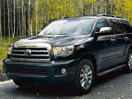 2001 toyota sequoia frame recall 2017 toyota sequoia road test and review autobytel com