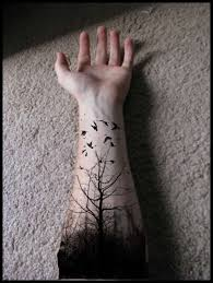 76 tree tattoos ideas to your for nature black tree