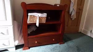 Babies R Us Changing Table Babies R Us Sleigh Dresser Baby Changing Table In Edinburgh