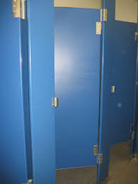 Stainless Steel Toilet Partitions Fastpartitions Entrancing 50 Bathroom Stall Thickness Design Decoration Of What