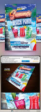 summer beach cocktail party flyer by romacmedia graphicriver
