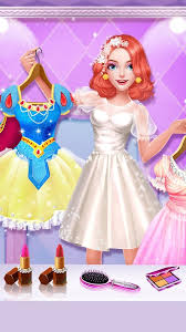 cinderella fashion salon makeup u0026 dress android apps