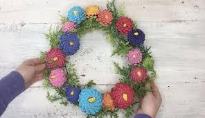 wreath ideas 3 wreath ideas to brighten up your front door hometalk