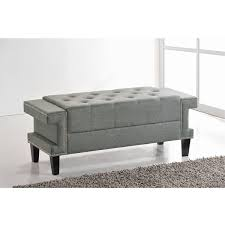bench amazing glamorous tufted contemporary upholstered benches