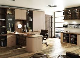 fashionable fitted home office furniture design ideas fitted home