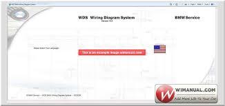 bmw wiring diagram wds v15 and mini wds v7 download u2013 auto