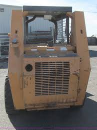 2000 case 1840 skid steer item c3588 sold friday decemb