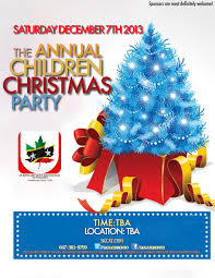 annual children u0027s christmas party st kitts and nevis