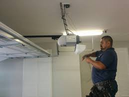 garage door opener how to install a chamberlain garage door