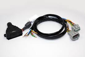 navara np300 tow bar wiring loom ironman 4x4