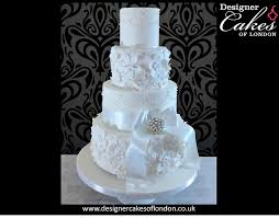 simple wedding cakes designer cakes of london