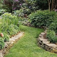 garden edging ideas with woods amazing garden edging ideas