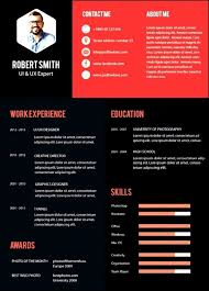 5 best creative resume templates for microsoft word 2017 2012