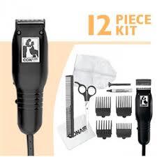 haircut with 12 clippers conair hc102rgb 12 piece kit hair clipper 110 220 volts