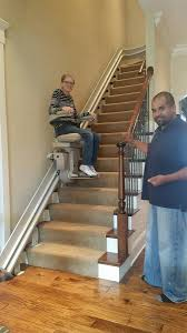 Lift Chair For Stairs Curved Stair Lifts Vs Straight Stair Lifts Extended Home Living