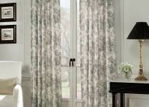 Draperies For French Doors 15 Brilliant French Door Window Treatments