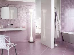 20 functional stylish bathroom tile ideas 19 purple