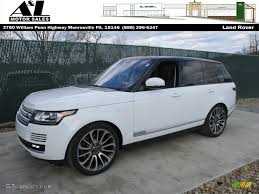 range rover land rover white 2016 fuji white land rover range rover supercharged 108673950
