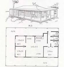 australian steel frame housing floor plan rf 21