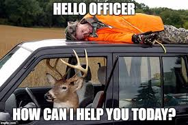 deer hunting humans memes imgflip