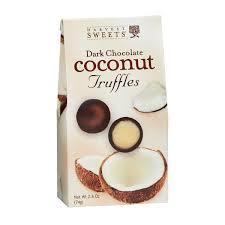 coconut truffles cape cod provisions