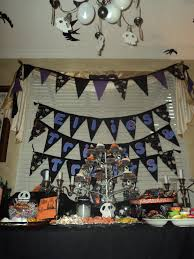 decoration nightmare before birthday