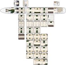 cabin layouts plans lineage 1000e luxurious spacious executive business jet