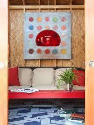 Shed Interior Ideas by She Shed Decorating Ideas Hgtv U0027s Decorating U0026 Design Blog Hgtv