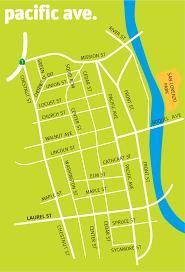 The Avenues Mall Map Shopping Visit Santa Cruz County