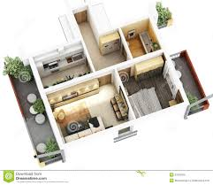 house with floor plan dream house with floor plan images 3d floor plan stock