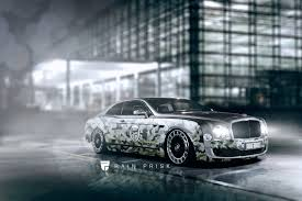 custom bentley 4 door bentley gran coupe rendered mulliner could deliver coachbuilt two