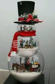Christmas Decoration Ideas Pinterest Best 25 Snowman Decorations Ideas On Pinterest Christmas