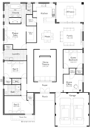 home design house plans with theater room floor plan friday