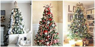 25 unique tree decoration ideas pictures of decorated